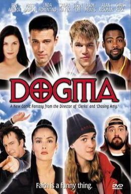 Постер фильма Догма (1999)