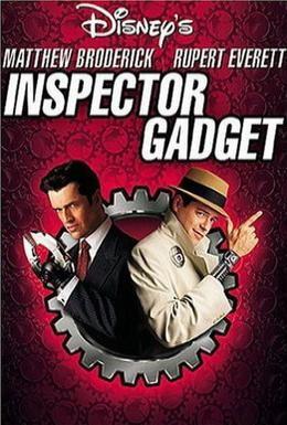 Постер фильма Инспектор Гаджет (1999)