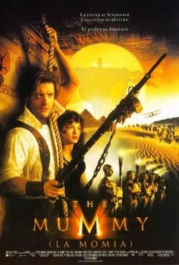 Постер фильма Мумия (1999)