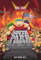Южный Парк: Большой, длинный, необрезанный (1999)