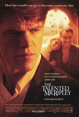 Постер фильма Талантливый мистер Рипли (1999)