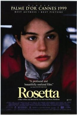 Постер фильма Розетта (1999)