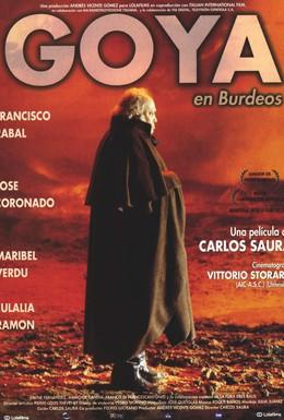 Постер фильма Гойя в Бордо (1999)