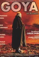 Гойя в Бордо (1999)