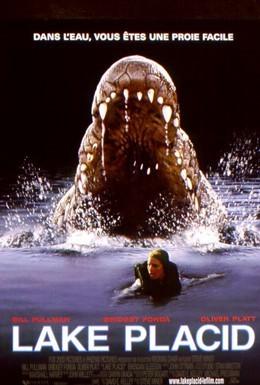 Постер фильма Лэйк Плэсид: Озеро страха (1999)