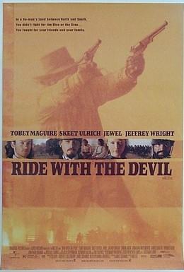 Постер фильма Погоня с Дьяволом (1999)