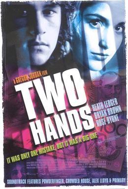 Постер фильма Пальцы веером (1999)