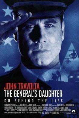 Постер фильма Генеральская дочь (1999)