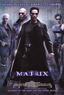 Постер фильма Матрица (1999)