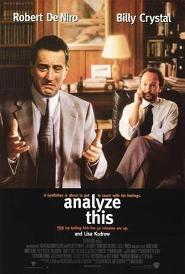 Постер фильма Анализируй это (1999)