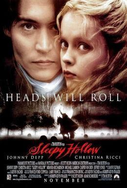 Постер фильма Сонная Лощина (1999)