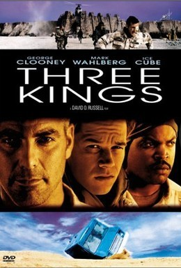 Постер фильма Три короля (1999)