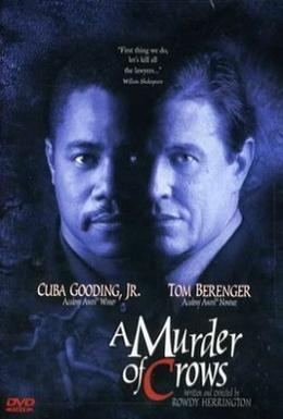 Постер фильма Убийца ворон (1998)