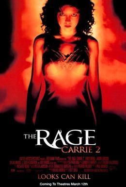 Постер фильма Кэрри 2: Ярость (1999)