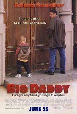 Постер фильма Большой папа (1999)
