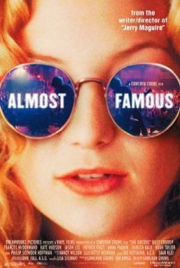 Постер фильма Почти знаменит (2000)