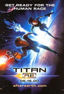 Постер фильма Титан: После гибели Земли (2000)