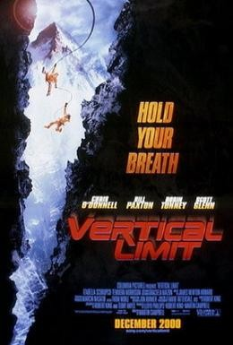 Постер фильма Вертикальный предел (2000)