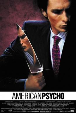 Постер фильма Американский психопат (2000)