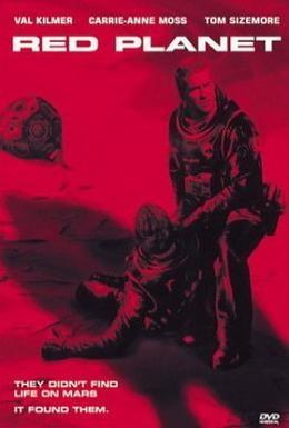 Постер фильма Красная планета (2000)