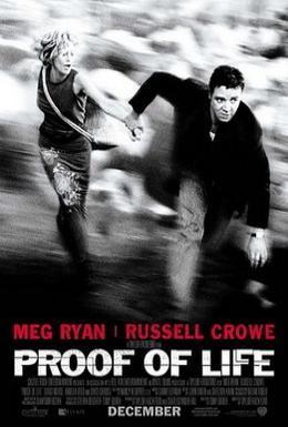 Постер фильма Доказательство жизни (2000)