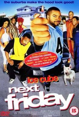 Постер фильма Следующая пятница (2000)