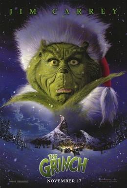 Постер фильма Гринч – похититель Рождества (2000)