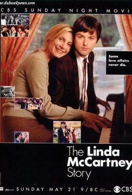 Постер фильма История Линды Маккартни (2000)