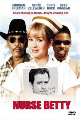 Постер фильма Сестричка Бетти (2000)