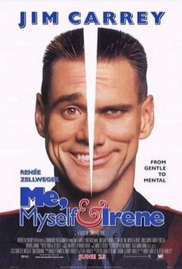 Постер фильма Я, снова я и Ирэн (2000)