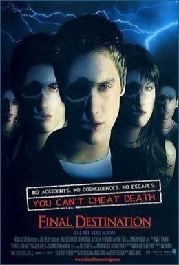 Постер фильма Пункт назначения (2000)
