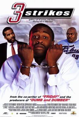 Постер фильма Третья отсидка (2000)