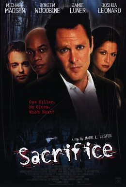 Постер фильма Жертвоприношение (2000)