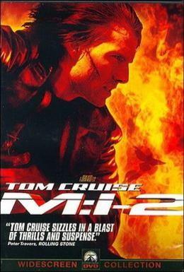 Постер фильма Миссия: невыполнима 2 (2000)