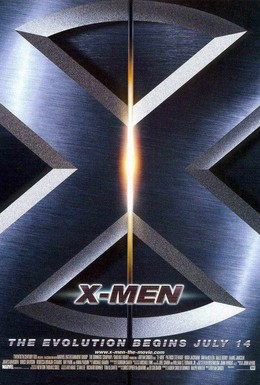Постер фильма Люди Икс (2000)