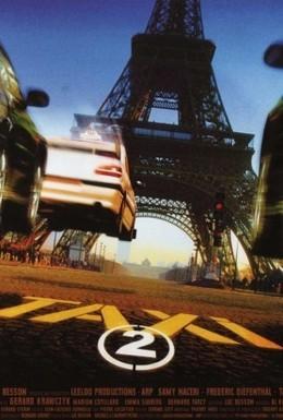 Постер фильма Такси 2 (2000)