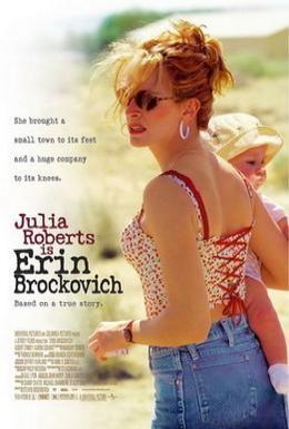 Постер фильма Эрин Брокович (2000)