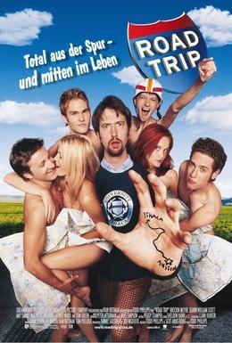 Постер фильма Дорожное приключение (2000)