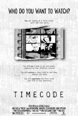 Постер фильма Тайм-код (2000)