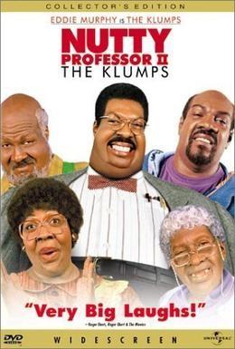 Постер фильма Чокнутый профессор 2: Семья Клампов (2000)