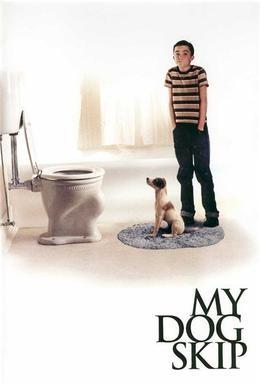 Постер фильма Мой пёс Скип (2000)