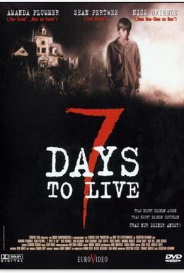 Постер фильма Семь дней до смерти (2000)