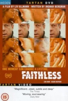 Постер фильма Неверная (2000)