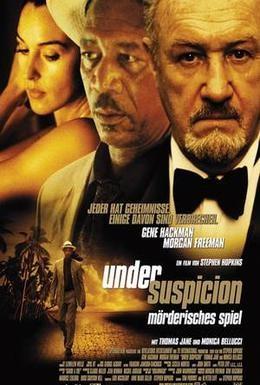 Постер фильма Под подозрением (2000)