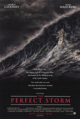 Постер фильма Идеальный шторм (2000)