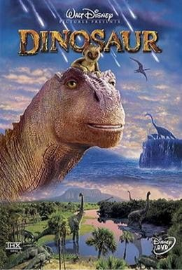Постер фильма Динозавр (2000)