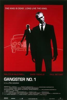 Постер фильма Гангстер номер 1 (2000)