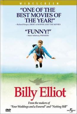 Постер фильма Билли Эллиот (2000)