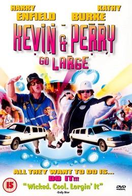 Постер фильма Кевин и Перри уделывают всех (2000)