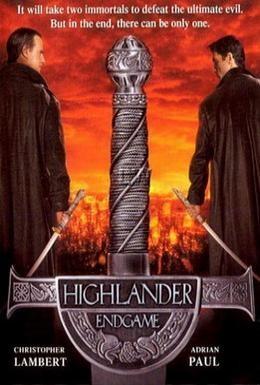 Постер фильма Горец 4: Конец игры (2000)